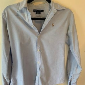 Ralph Lauren Slim Fit Button Up